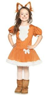 Fantastic Fox Halloween Costume Fox Halloween Costume