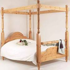 double four poster bed ebay