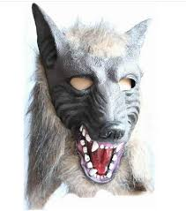 wolf masquerade mask new terror easter wolf mask masquerade mask