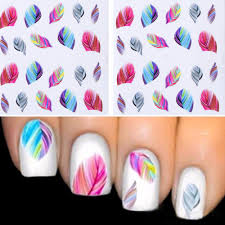 online get cheap feather nail art aliexpress com alibaba group