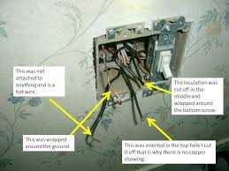 wiring a new light switch but problems electrical diy chatroom