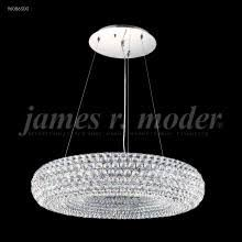 James R Moder Chandelier Contemporary Wave Chandelier 40765s22 Lbu Lighting
