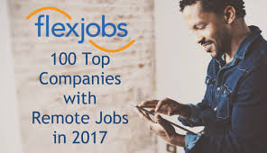 Colors In 2017 100 Top Companies With Remote Jobs In 2017 Flexjobs