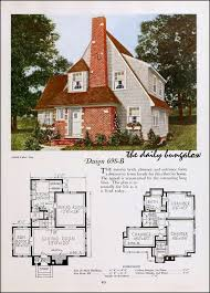 352 Best House Plans Images On Pinterest Architecture Vintage House Floor Plan Kits
