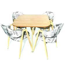 table avec chaise encastrable table de cuisine avec chaise table avec chaise encastrable table