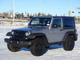 new jeep wrangler 2017 new 2017 jeep wrangler 4x4 willys edmonton ab express car loans