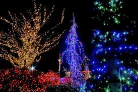 peninsula lights up for holidays peninsula daily news