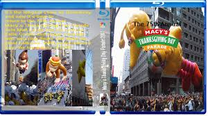 macy s thanksgiving day parade 2001 cover by mryoshi1996