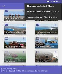 undelete photos android top 5 android apps to recover deleted files on android