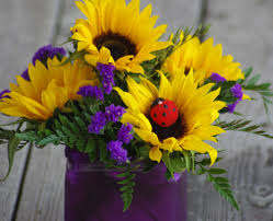 sunflower bouquet sunflower bouquet