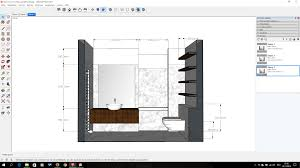 import from sketchup 2017 to layout yellow triangle layout