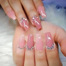 pretty acrylic nails designs to try naildesignsjournal