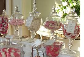 Wedding Candy Table Vintage Wedding Candy Sweet Buffet Table Fit For A Princess