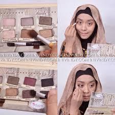 tutorial make up wardah untuk pesta ini vindy yang ajaib tutorial makeup natural dan hijab style untuk