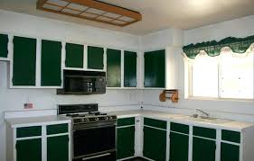 painting kitchen cabinets two colors best two tone kitchen