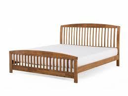 bed super king size bed frame wooden 180x200 cm brown