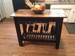 Kitchen Island Work Table by Kitchen Islands Amish Custom Furniture Amish Custom Furniture For