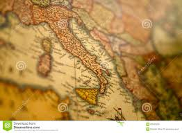 Map Of Medieval Europe Medieval Europe Map Italy Stock Photo Image 62045228
