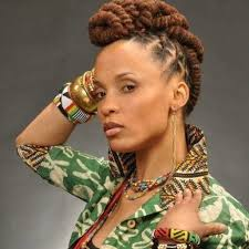 natural locs hairstyles for black women 199 best loc styles images on pinterest hair styles hairdos and