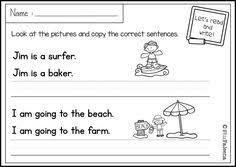 july sentence building sentence building kindergarten