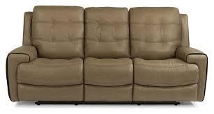 Flexsteel Chair Prices Doerr Furniture Wicklow Power Reclining Sofa With Power Headrest
