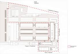 slaughterhouse floor plan new rooms for the faculity of architecture at roma 3 university