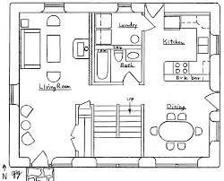 cottage plans mountain cottage plan