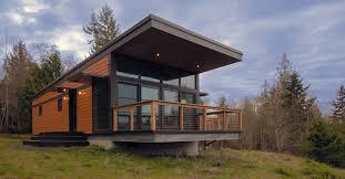 Cheap Beach Houses - modern prefab beach homes modern prefab cabins as instant cheap