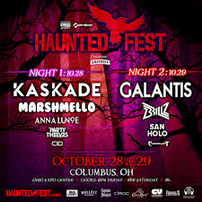 halloween city columbus oh haunted fest 2017 october 27 2017 u2013 columbus oh