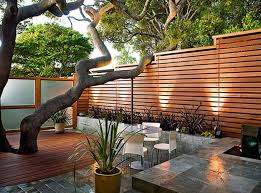 Modern Landscaping Ideas For Backyard Mid Century Modern Landscape Design Ideas Geisai Amazing