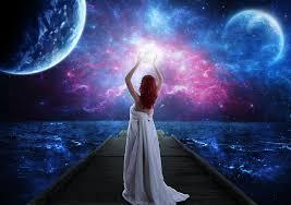 the moon goddess by jezzy on deviantart
