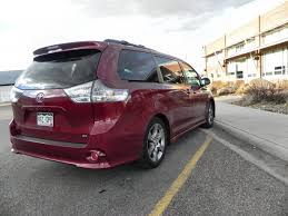 Toyota Sienna 2015 Specs 2015 Toyota Sienna Is Still A Luxury Minibus Carnewscafe Com