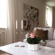 livingroom interiors waldemarsuddekruka prins eugene ljusstakar kulan från svenskt tenn