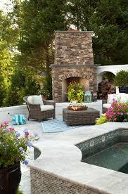 Outdoor Fireplace Patio Interior Design Ideas Home Bunch U2013 Interior Design Ideas