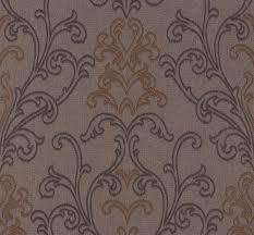 non woven wallpaper grey copper ornaments voyage erismann 6978 37