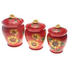 sunflower kitchen canisters 13 best for the home images on