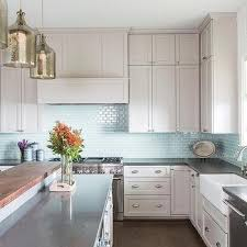 Blue Kitchen Backsplash by Aqua Glass Kitchen Backsplash Tiles Design Ideas