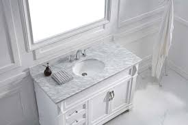 30 Inch Vanity Base Bathroom Vanity Set With Drawers On The Left Single Bathroom