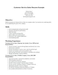 Customer Service Sales Resume Examples Of Resume Titles Resume Example And Free Resume Maker