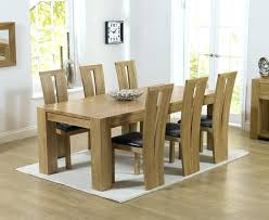 cheap wood dining table cheap dining table with 6 chairs fashionpro info