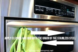 Clean Stainless Steel Cooktop How To Clean Stainless Steel Stovetop U2013 April Piluso Me