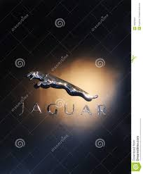 jaguar logo jaguar logo editorial photography image 16923507