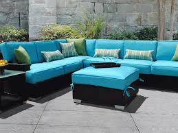 Patio Furniture Sectional Seating - patio 37 charming sectional sofa by gloster furniture for