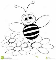 small bees coloring page kids drawing and coloring pages marisa