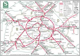 Metro Map Of Paris by Submission 1952 Berlin S Bahn Map Recreation Transit Maps