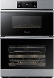 dacor dob30m977ds 30 inch electric double wall oven with four part