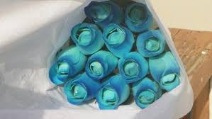 the wooden rose guy has hand made wooden roses in many colors