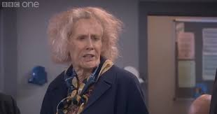 video catherine tate u0027s nan returns with two foul mouthed teasers