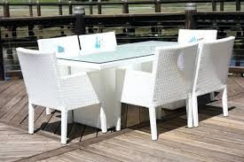 White Wicker Outdoor Patio Furniture Beautiful White Patio Furniture And Fancy Idea White Outdoor