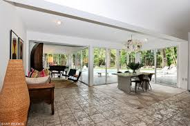 05 dining room w pool views miami real estate works